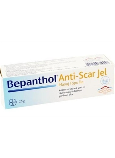 Bepanthol Bepanthol Anti Scar Jel 20 Gr Renksiz